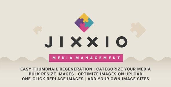 Jixxio Media Management - CodeCanyon Item for Sale