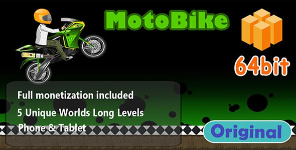 Moto Rider Extreme Bike Race Buildbox Bbdoc 64bit