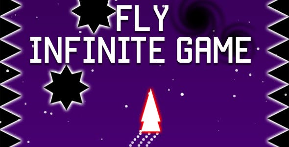 Fly - Infinite HTML5 Game (CAPX)