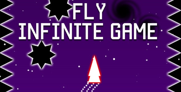 Fly - Infinite HTML5 Game (CAPX) - CodeCanyon Item for Sale
