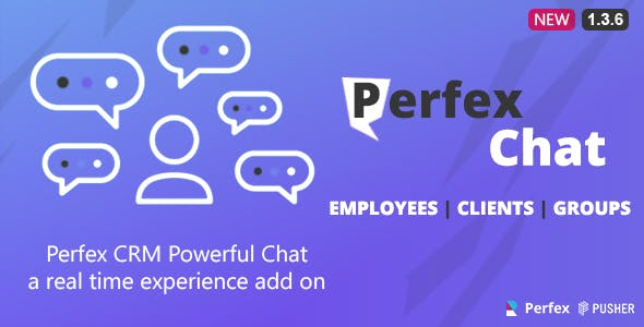 Perfex CRM Chat