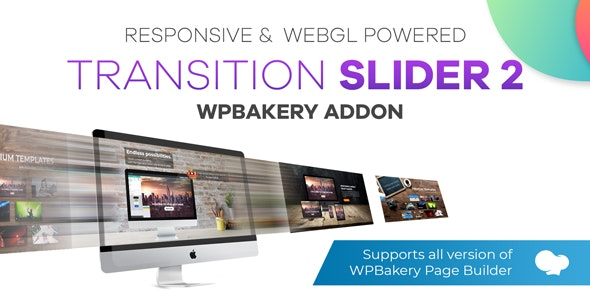 Transition Slider WPBakery Page Builder Addon - CodeCanyon Item for Sale