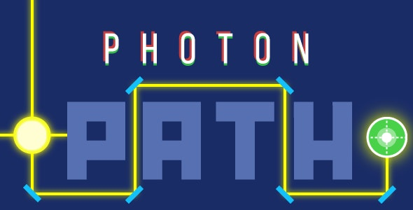 Photon path - HTML5 game, Constr.2-3, AdSense ready, mobile, responsive, AdMob possible - CodeCanyon Item for Sale
