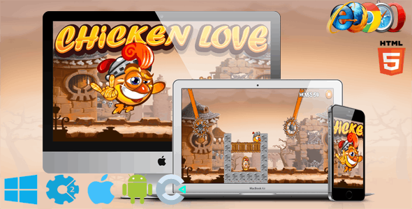 Chicken Love - CodeCanyon Item for Sale
