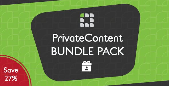 PrivateContent - WordPress Bundle Pack
