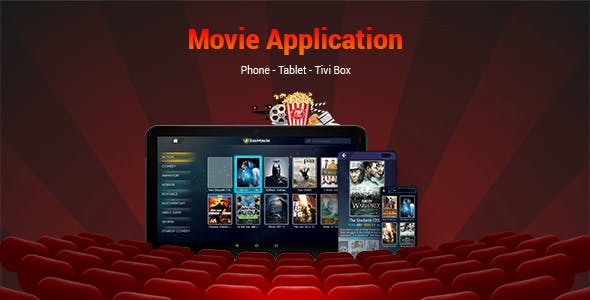 Movie Android for Phone, Tablet, TV box