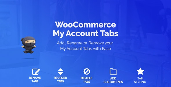 WooCommerce Custom My Account Pages - CodeCanyon Item for Sale