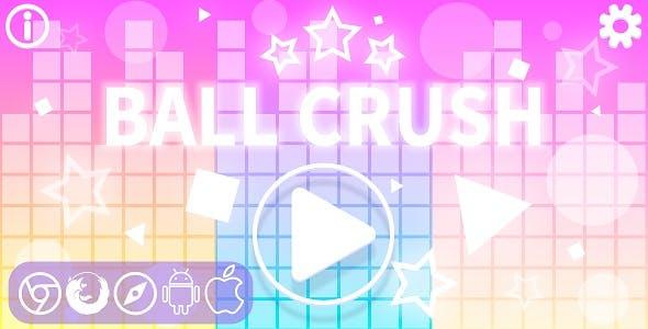Ball Crush - HTML5 Game