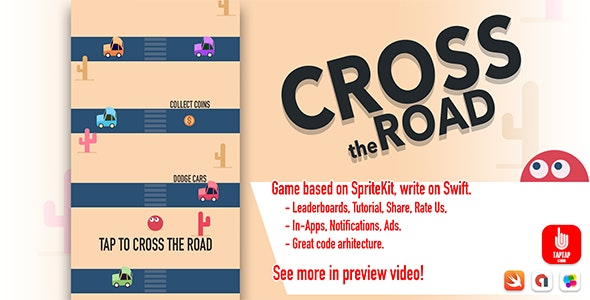 Cross The Road - CodeCanyon Item for Sale
