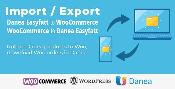 Danea EasyFatt import/export for WooCommerce