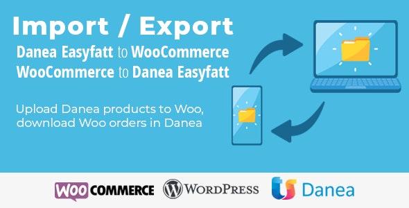 Danea EasyFatt import/export for WooCommerce - CodeCanyon Item for Sale