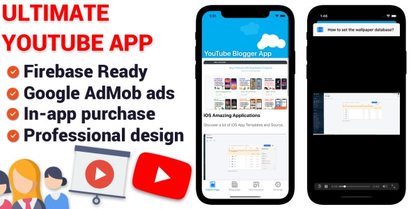 MyTube iOS Application - CodeCanyon Item for Sale