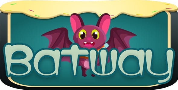 Bat way - Unity 3D game App - Android + iOS