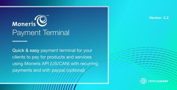 Moneris Payment Terminal - CodeCanyon Item for Sale