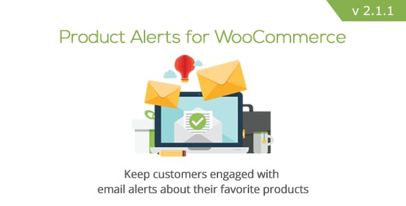 Product Alerts for WooCommerce