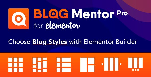 Blogmentor Pro for Elementor