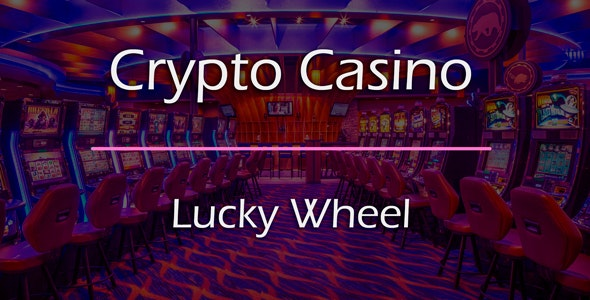 Lucky Wheel / Wheel of Fortune Game Add-on for Crypto Casino - CodeCanyon Item for Sale