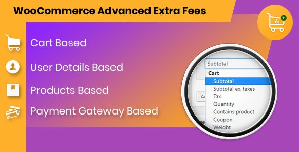 WooCommerce Advanced Extra Fees - CodeCanyon Item for Sale