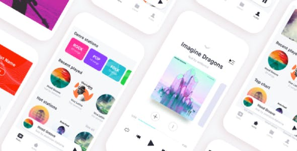 Beatbox - Music Streaming Android App Template