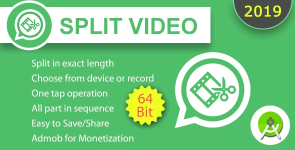 Split Video for Whatsapp - CodeCanyon Item for Sale
