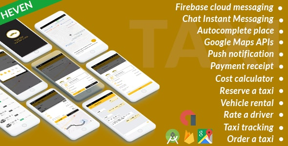 On Demand Taxi & Vehicle Rental | Complete Solution - CodeCanyon Item for Sale
