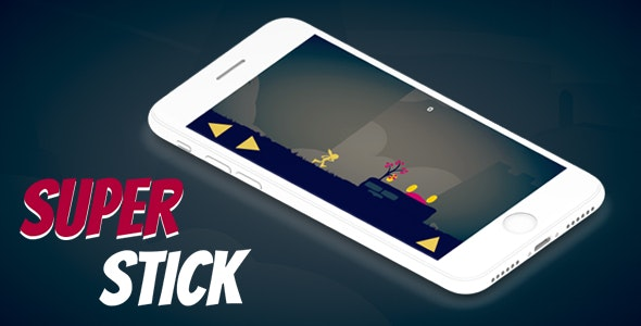 SUPER STICK WITH ADMOB - IOS XCODE FILE - CodeCanyon Item for Sale