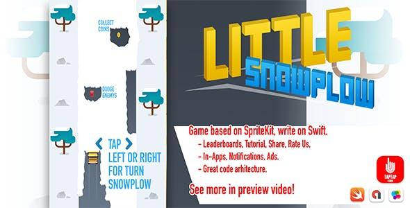 Little Snowplow