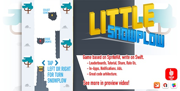 Little Snowplow - CodeCanyon Item for Sale