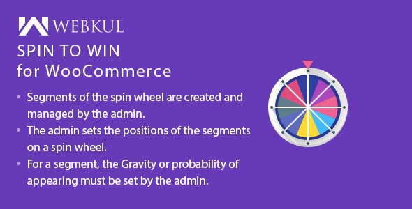 Spin to Win Plugin for WooCommerce - CodeCanyon Item for Sale