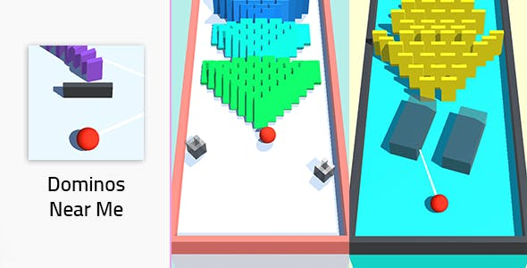 Dominos Like Pizza - Unity 3D Game Template