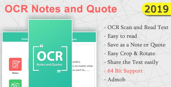 OCR Notes and Quotes