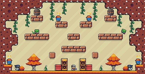 Masked Stabber HTML5 Game - CodeCanyon Item for Sale