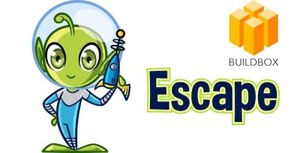 Escape Buildbox 2.3.8