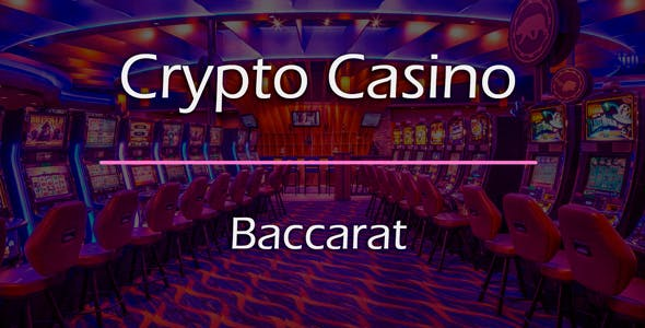 Baccarat Game Add-on for Crypto Casino