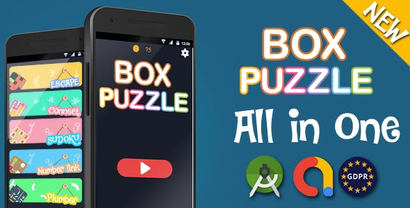 Box puzzle ALL IN ONE