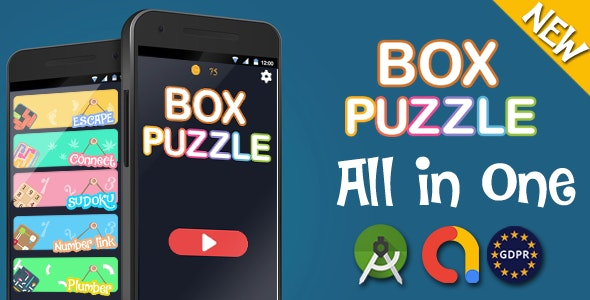 Box puzzle ALL IN ONE - CodeCanyon Item for Sale