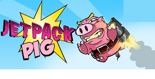 Jetpack Pig: Garage Rush - CodeCanyon Item for Sale