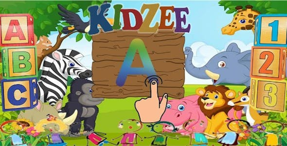 Kidzee - Tracing App For Kids Android