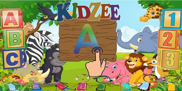 Kidzee - Tracing App For Kids Android - CodeCanyon Item for Sale
