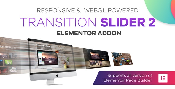 Transition Slider Elementor Addon - CodeCanyon Item for Sale