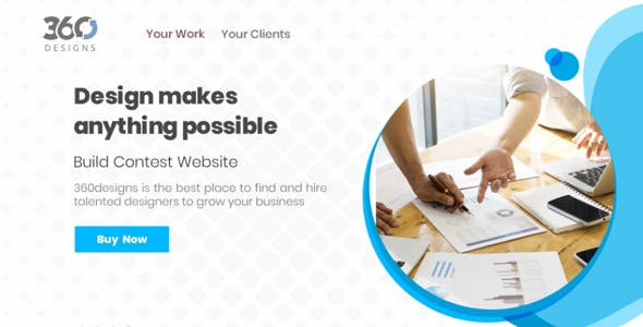 360 Design - graphic contest freelancing marketplace 1.1