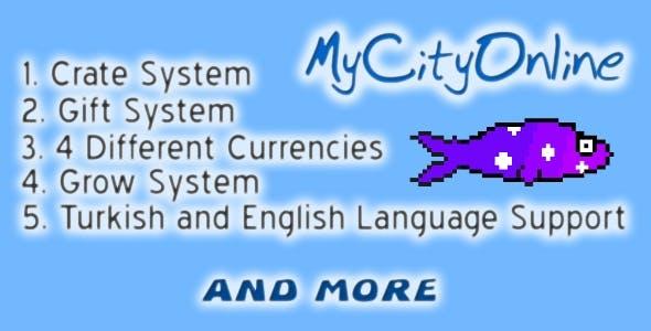 MyCity | Online Game