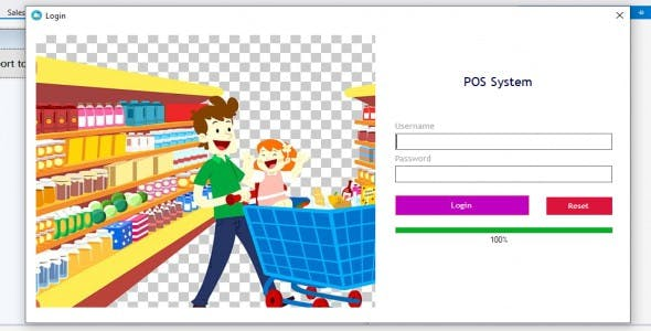 Point Of Sale System (POS) is C#  based Desktop application