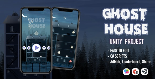 Ghost House - CodeCanyon Item for Sale