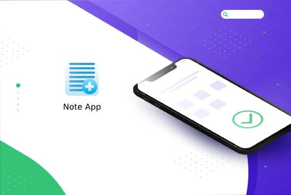 Note App - CodeCanyon Item for Sale