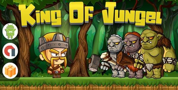 King of jungel - Builbox Template (BBDOX) 2.3.8