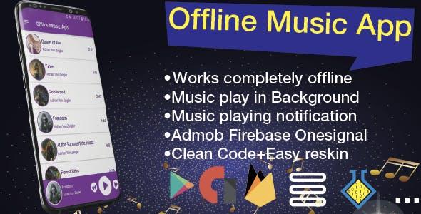 Offline Music App – Mp3 Soundboard