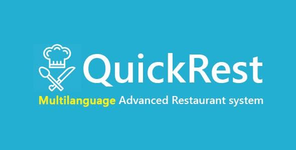 Multilanguage Advanced Restaurant System