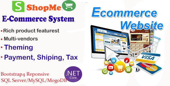 ShopMe - .Net Core Angular Ecommerce System V.1.2 - CodeCanyon Item for Sale