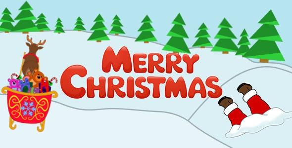 Santa, RUN! - CodeCanyon Item for Sale